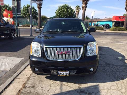 2007 GMC Yukon for sale at Century Auto in San Jose CA