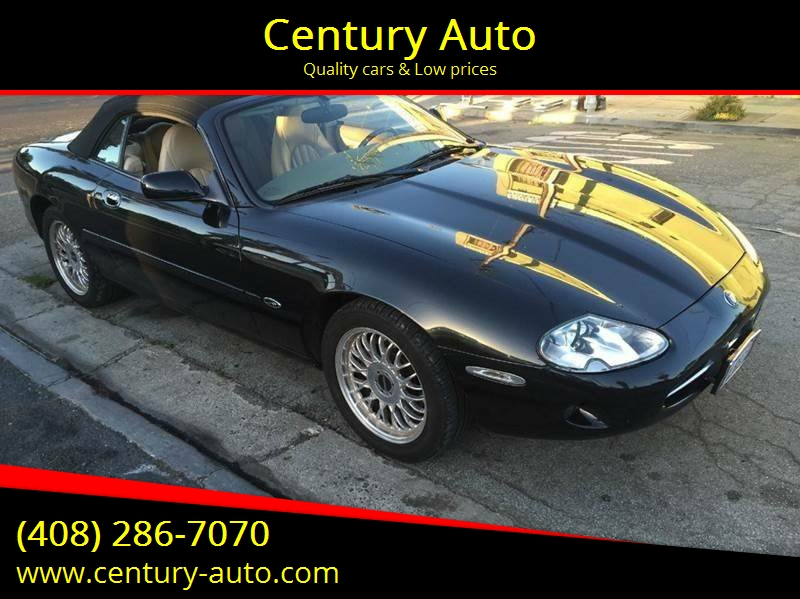 1998 Jaguar XK Series For Sale At Century Auto In San Jose CA