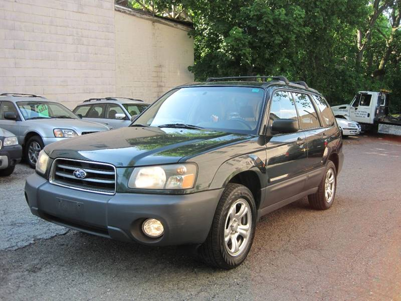 2005 Subaru Forester AWD X 4dr Wagon - Ossining NY