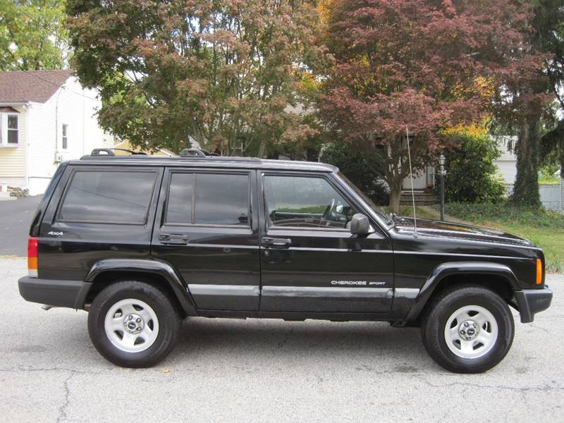 2001 Jeep Cherokee Sport 4WD 4dr SUV   Ossining NY