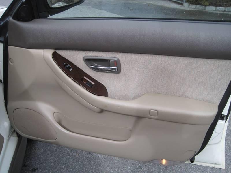 2002 Subaru Outback AWD 4dr Wagon - Ossining NY