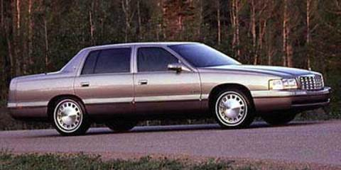1997 Cadillac DeVille for sale in Saginaw, MI