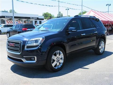 2017 GMC Acadia Limited for sale in Saginaw, MI