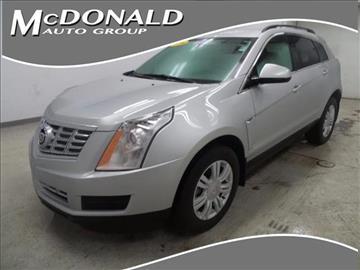 2014 Cadillac SRX for sale in Saginaw, MI