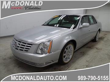 2011 Cadillac DTS for sale in Saginaw, MI