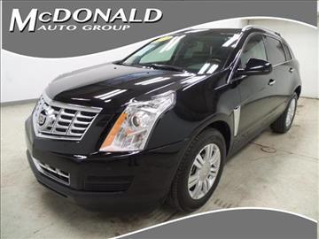 2015 Cadillac SRX for sale in Saginaw, MI