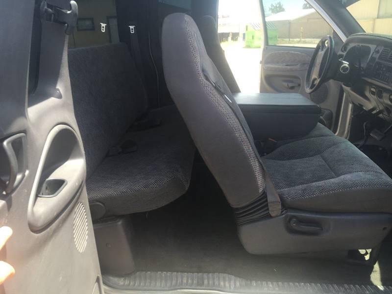 2000 Dodge Ram Pickup 1500 4dr SLT 4WD Extended Cab SB - Mesa AZ