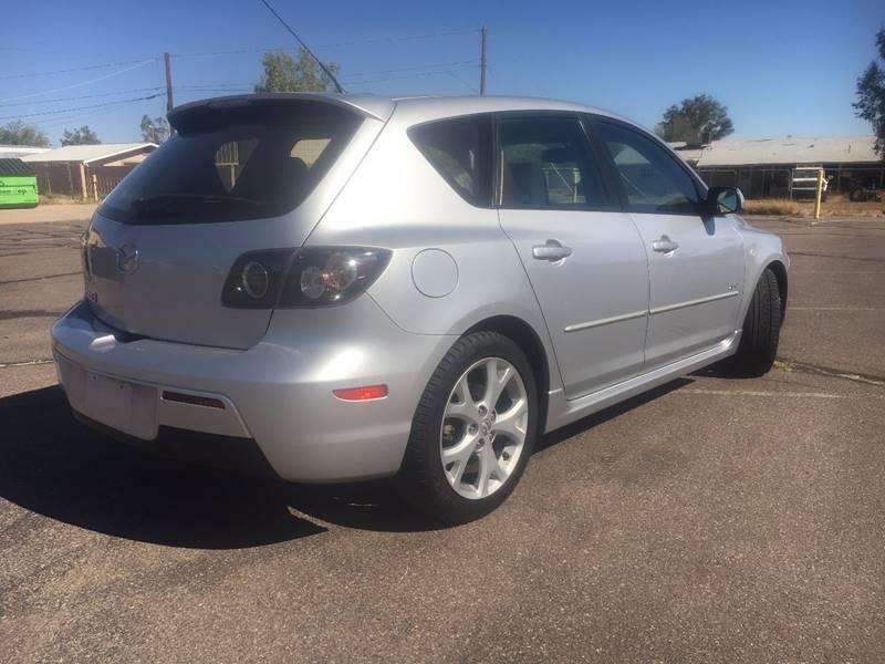 2008 Mazda MAZDA3 s Touring 4dr Wagon 5A - Mesa AZ