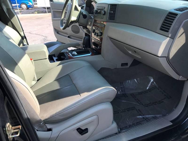 2005 Jeep Grand Cherokee 4dr Limited 4WD SUV - Mesa AZ