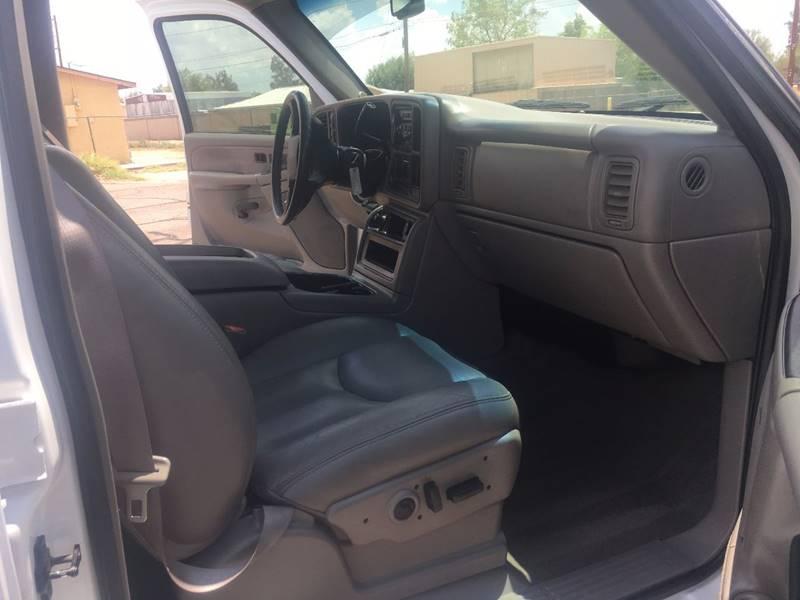 2003 Chevrolet Silverado 2500HD 4dr Crew Cab LT 4WD SB - Mesa AZ