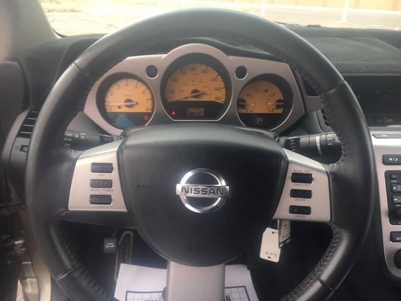 2003 Nissan Murano SL 4dr SUV - Mesa AZ