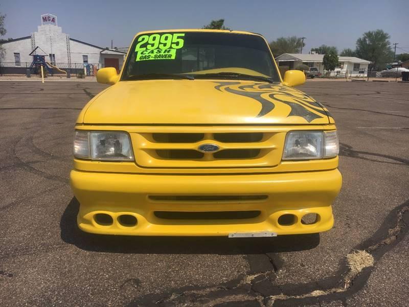 1995 Ford Ranger 2dr Splash Standard Cab Stepside SB - Mesa AZ