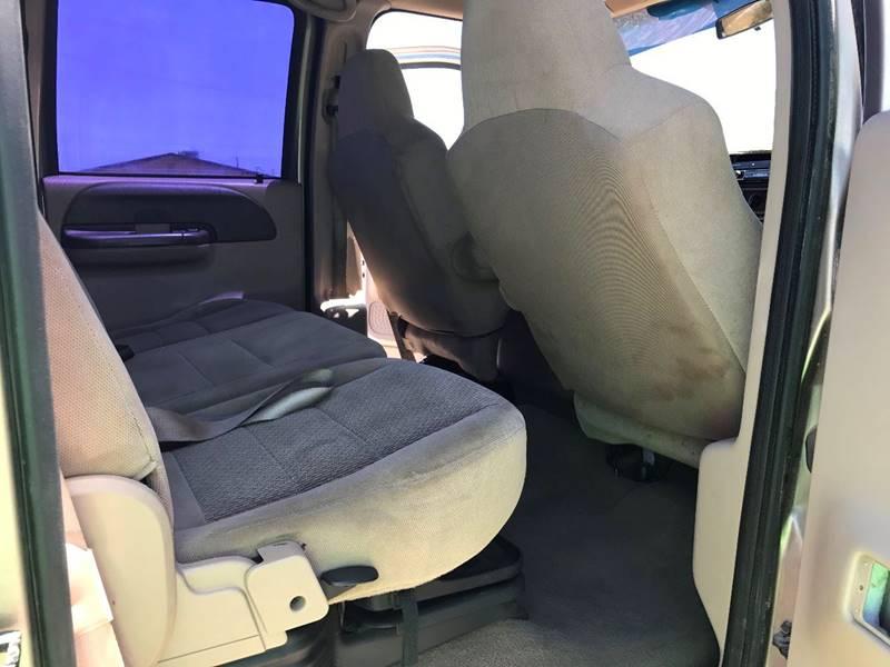 2004 Ford F-250 Super Duty 4dr Crew Cab XLT 4WD SB - Mesa AZ