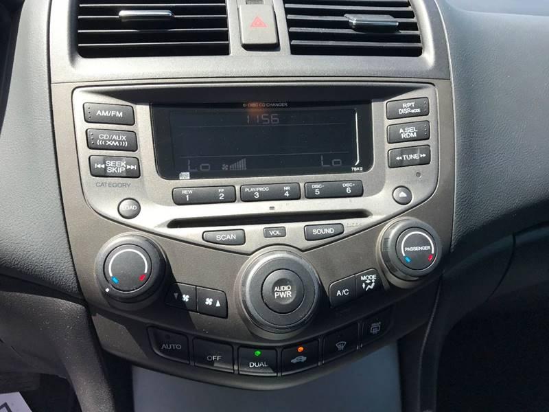 2007 Honda Accord EX-L 4dr Sedan (2.4L I4 5A) - Mesa AZ