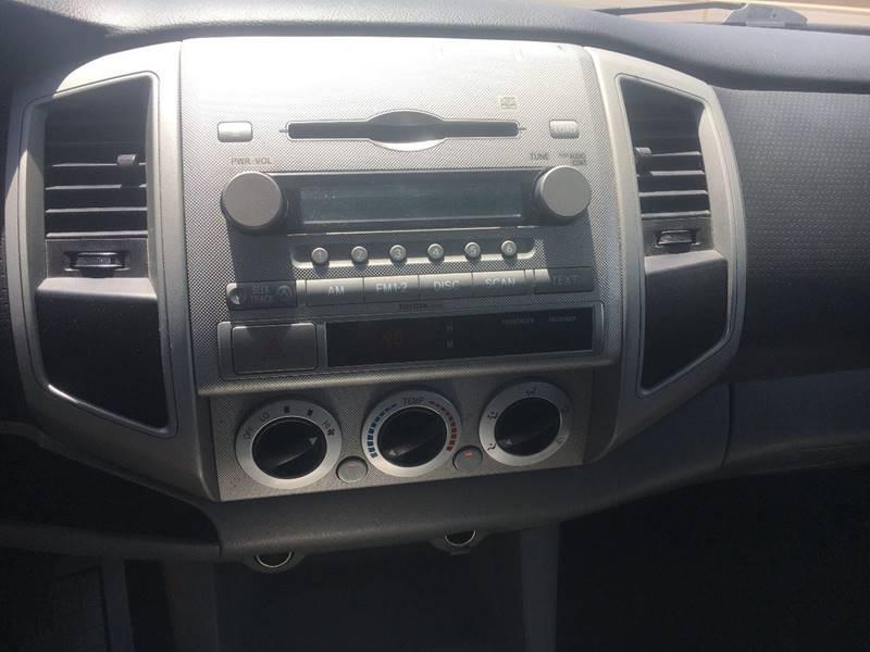 2007 Toyota Tacoma PreRunner V6 4dr Double Cab 5.0 ft. SB (4L V6 5A) - Mesa AZ