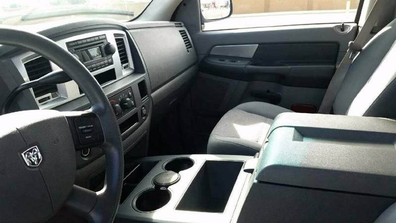 2007 Dodge Ram Pickup 1500 SLT 4dr Quad Cab 4WD SB - Mesa AZ