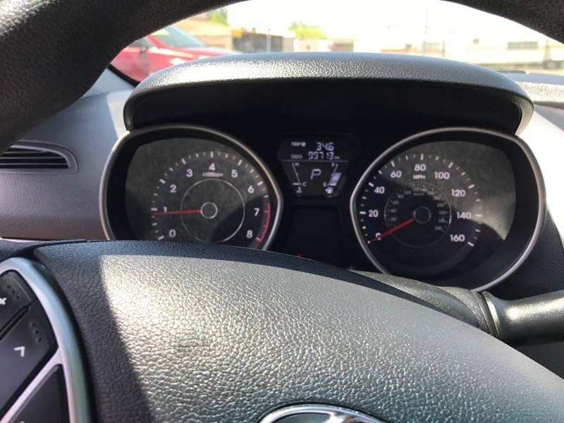 2012 Hyundai Elantra GLS 4dr Sedan - Mesa AZ