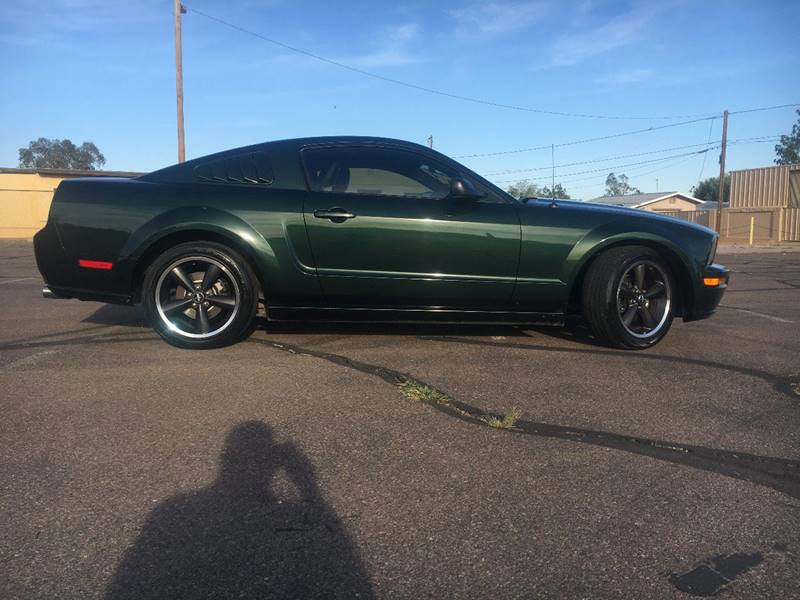 2008 Ford Mustang GT Premium 2dr Coupe - Mesa AZ