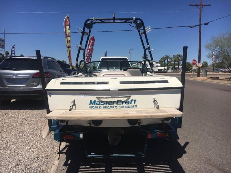 1995 mastercraft prostar 205  - Mesa AZ