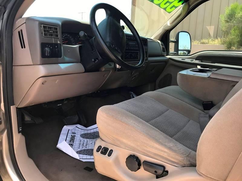 2004 Ford F-250 Super Duty 4dr Crew Cab XLT 4WD LB - Mesa AZ