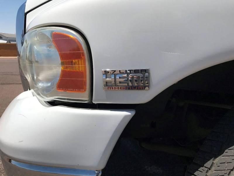 2005 Dodge Ram Pickup 1500 2dr Regular Cab SLT Rwd SB - Mesa AZ