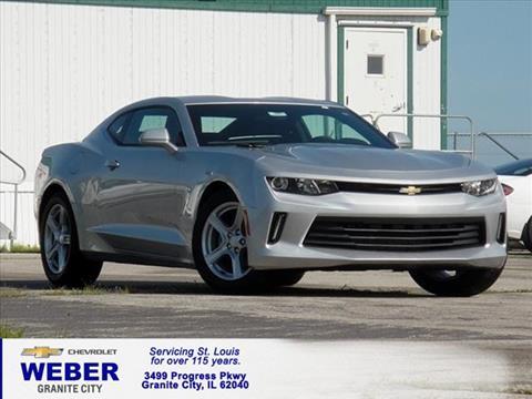 2017 Chevrolet Camaro for sale in Granite City IL