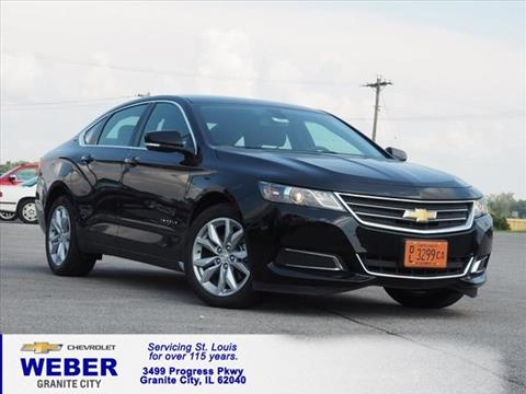 2017 Chevrolet Impala for sale in Granite City IL