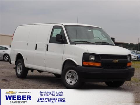 2017 Chevrolet Express Cargo for sale in Granite City, IL