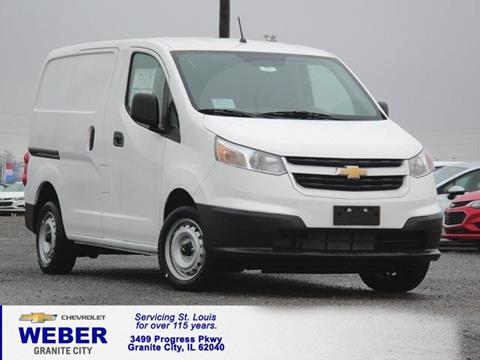 2017 Chevrolet City Express Cargo for sale in Granite City, IL