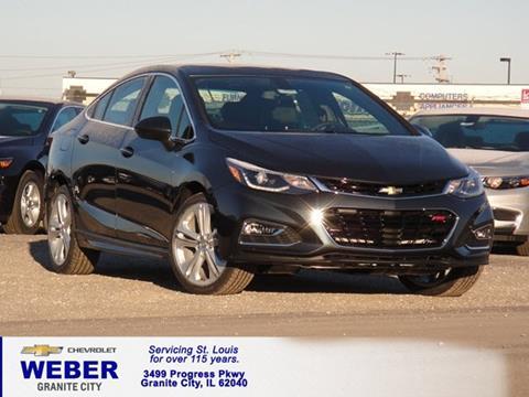 2017 Chevrolet Cruze for sale in Granite City, IL