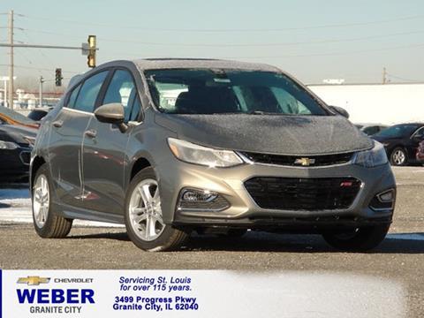 2017 Chevrolet Cruze for sale in Granite City IL