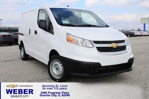 2017 Chevrolet City Express Cargo for sale in Granite City IL