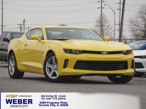 2017 Chevrolet Camaro for sale in Granite City, IL