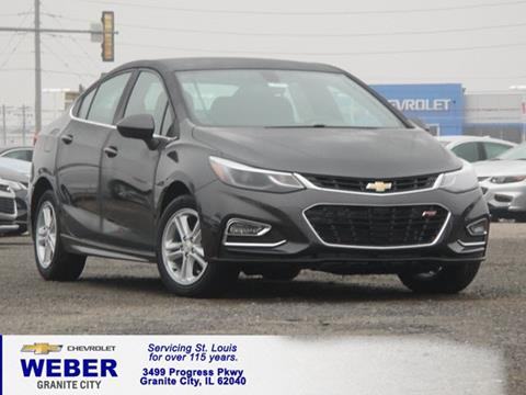 2017 Chevrolet Cruze for sale in Granite City IL