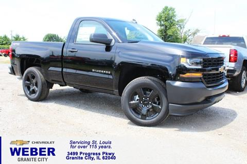 2017 Chevrolet Silverado 1500 for sale in Granite City IL