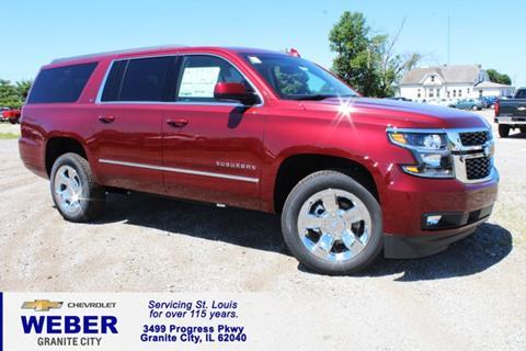 2017 Chevrolet Suburban for sale in Granite City, IL