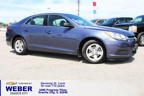2014 Chevrolet Malibu for sale in Granite City IL