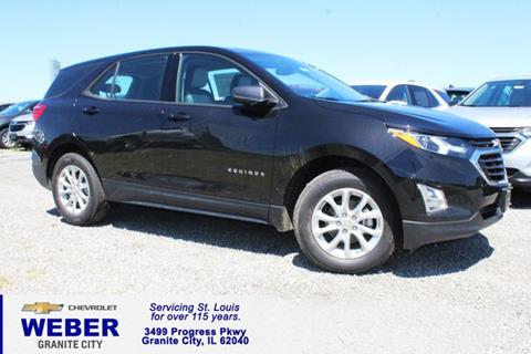 2018 Chevrolet Equinox for sale in Granite City IL