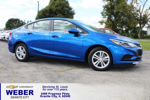 2017 Chevrolet Cruze for sale in Granite City, IL