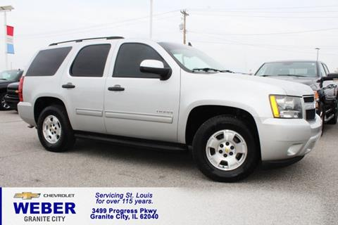 2010 Chevrolet Tahoe for sale in Granite City, IL