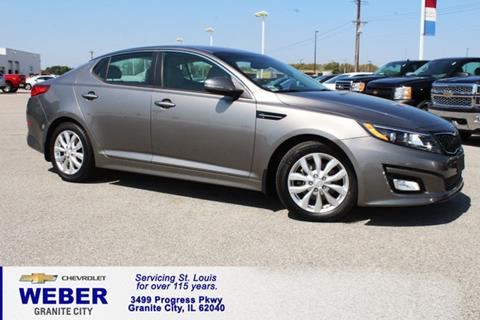 2014 Kia Optima for sale in Granite City IL