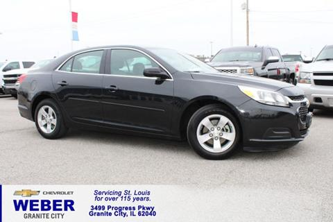 2015 Chevrolet Malibu for sale in Granite City, IL