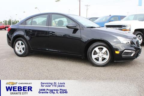 2016 Chevrolet Cruze Limited for sale in Granite City IL