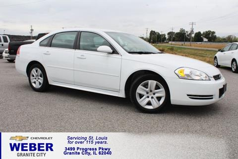 2011 Chevrolet Impala for sale in Granite City, IL
