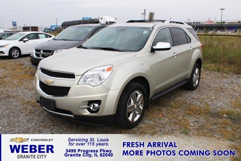 2014 Chevrolet Equinox for sale in Granite City IL