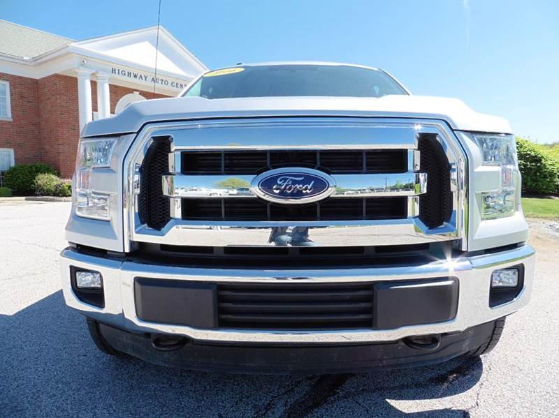 2016 Ford F-150 4x4 XLT 4dr SuperCrew 5.5 ft. SB - Chagrin Falls OH