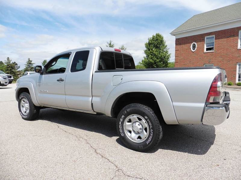2011 Toyota Tacoma 4x4 4dr Access Cab 6.1 ft SB 5M - Chagrin Falls OH