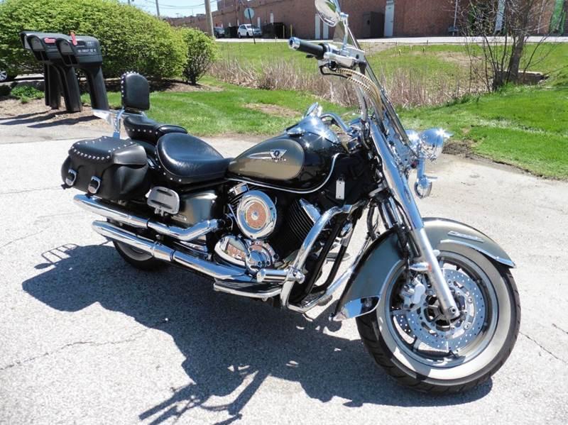 2005 Yamaha XVS1100 XVS11AWT - Chagrin Falls OH