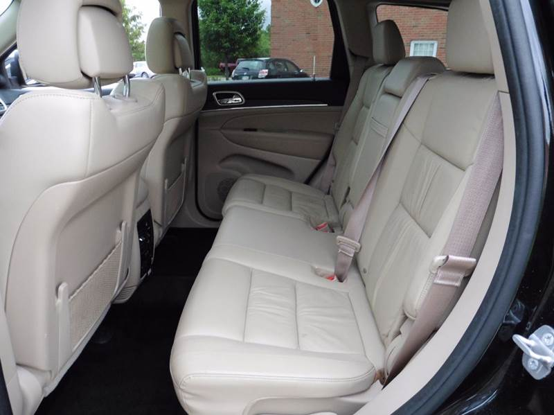 2014 Jeep Grand Cherokee Limited 4x4 4dr SUV - Chagrin Falls OH