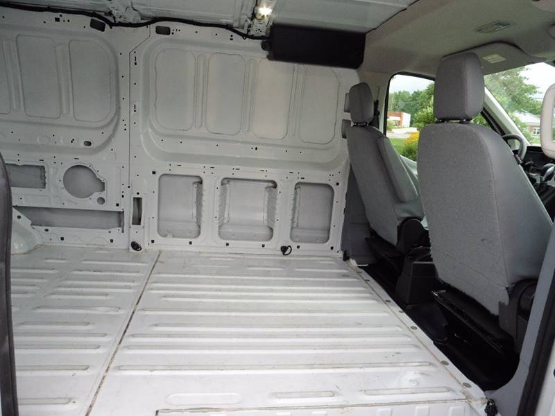 2017 Ford Transit Cargo 250 3dr LWB Low Roof Cargo Van w/60/40 Passenger S - Chagrin Falls OH